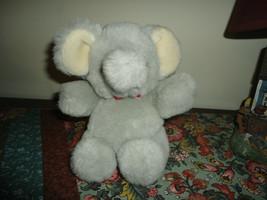 Gund Vintage 1986 BABY ELEPHANT Plush Toy - $86.85