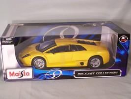Lamborghini Murcielago LP640 1:18 Scale Diecast Maisto Special Edition - $42.37