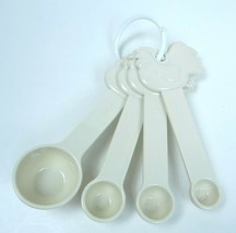 Paula Deen Rooster Measuring Spoons, 4-pc Set Melamine - $10.39