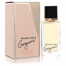 Michael Kors Gorgeous Eau De Parfum Spray 1.7 Oz For Women  - $113.35