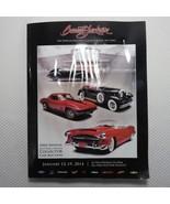 2014 January Barrett Jackson Scottsdale Collector Car Event Auction Cata... - $33.37