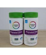 Lot of 2 Rainbow Light Prenatal DHA Smart Essentials Fish Oil Supplement... - $19.79