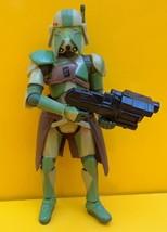 STAR WARS ™ Hasbro AT-RT Assault Squad Kashyyyk Clone Commander Bacara - $25.88