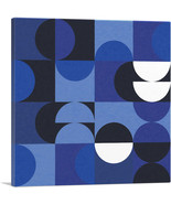 ARTCANVAS Mid-Century Modern Feeling Blue - $41.99+