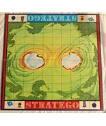 VINTAGE 1977 MILTON BRADLEY STRATEGO REPLACEMENT GAME BOARD ONLY - $7.91