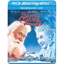 The Santa Clause 3: The Escape Clause (2011 Blu-ray/DVD, 2-Disc Set) NEW... - $6.58
