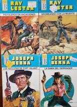 Lot of 4 Books en Espanol: Bravo Oester - Ray Lester / Joseph Berna BRV-OE - $6.00