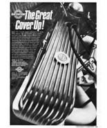 Vintage CAL CUSTOM Valve Covers 1973 Advertisement Carson CA +Bonus Ad F... - $11.83