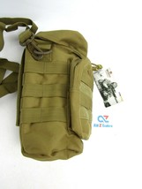 Bravo8 M-40 Tactical Water Bottle Gear Pack, Tan. Officer's Series. - Ne... - $39.55