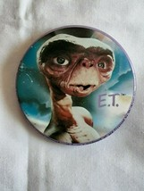 E.T. the Extra-Terrestrial Movie Promotional Button Pinback 1982 VTG Spi... - $4.49