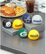 NFL Team Salt & Pepper Shakers Home & Away Colors Cowboys Steelers Patri... - $21.88