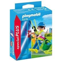 Playmobil 5379 - Special PLUS - Window Cleaner - New and Sealed - $3.05