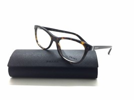Prada VPR 05R 2AU-1O1 Havana New Authentic Eyeglasses 53mm w/ Case - $87.27