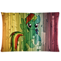 My Little Pony Zippered Pillow Cases 20x30 (Twin sides) - $18.99