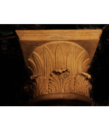 Corinthian Crown Capital 11 x 12.5 x  16.5 inches. - $130.90
