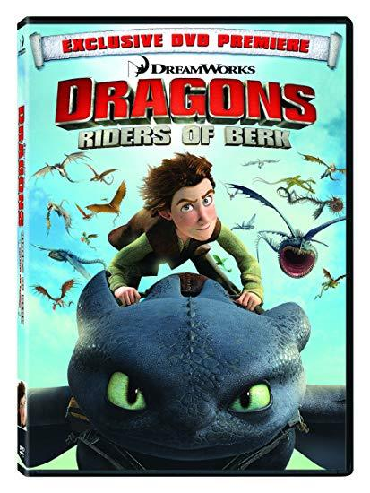 Dragons: Riders of Berk [DVD]