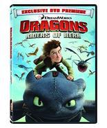 Dragons: Riders of Berk [DVD] - $3.95