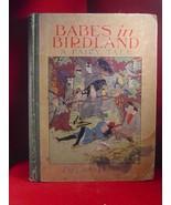Babes In Birdland by Laura Bancroft (L. Frank Baum) - $392.00