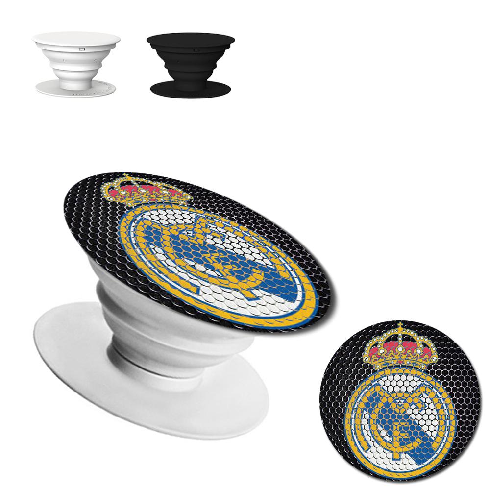 Real Madrid Pop up Phone Holder Expanding Stand Grip Mount popsocket #14