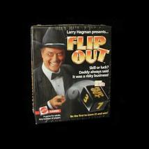 Dallas Larry Hagman Flip Out Game New 1985 Mattel - $16.99