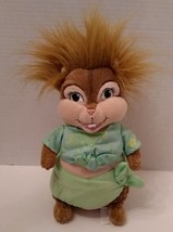 "Build a Bear 10"" Eleanor Plush Alvin and the Chipmunks Chipwrecked 2011 - $16.83"