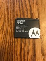 Motorola BK70 Battery 1100mAh 3.7V Ships N 24h - $29.68