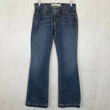 GAP Womens Long & Lean Blue Jeans Size 4 (32 Inseam) Denim Pants - $18.10