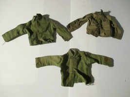 Vintage Hasbro Japan G.I. Joe Shirts Doll clothes - $8.90