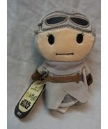"Hallmark Itty Bittys Star Wars The Force Awakens REY 4"" Plush STUFFED To... - $19.80"