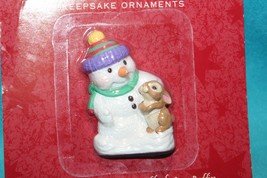 NIB * * Hallmark Snow Buddies Refrigerator Magnet * * 1998 - $9.45