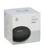 SEALED, Google Home Mini Smart Speaker - Charcoal (GA00216-US) - $39.59
