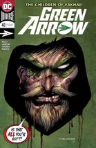 Green Arrow #40 NM DC - $3.95