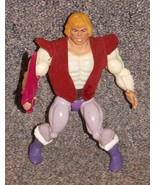 Vintage 1981 Masters Of The Universe He Man Prince Adam Figure With Sword - $31.99
