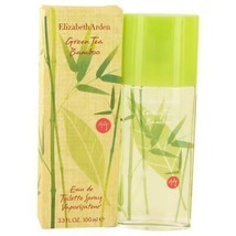 Green Tea Bamboo by Elizabeth Arden Eau De Toilette Spray 3.3 oz - $15.10