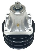 Spindle Assembly + Pulley (756-0603) For MTD 618-0241 618-0431 918-0241 918-0431 - $43.51