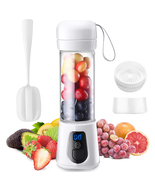 Wireless Portable Blender - USB Portable Blender for Shakes and Smoothies Juicer - $29.99