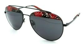 Alain Mikli Sunglasses A04004 013/87 58-16-135 Paon Palmier Rouge Black ... - $85.36