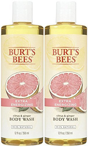 Burt's Bees Body Wash - Citrus and Ginger - 12 oz - 2 pk