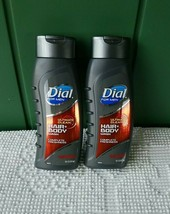 Dial for Men Ultimate Clean Hair + Body Wash complete freshness skincare shampoo - $11.70