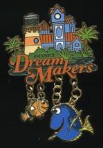 Disney Cast Member Dream Makers Caribbean Beach Resort Finding Nemo Dang... - $11.75
