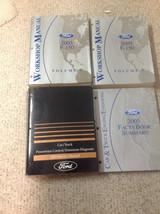 2005 Ford F-150 F150 Truck Service Repair Shop Manual Set Oem W Pced & Facts Bk - $247.45