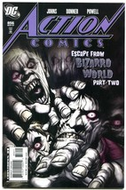 Action Comics #856 2007-Escape from Bizarro World part 2- Eric Powell NM - $18.92