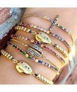BOHO Summer Sea Shell Beaded Bracelet Women Jewelry Beach Ankle Bracelet... - £9.15 GBP