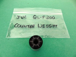 JVC QL-F300 TURNTABLE COUNTER BALANCE WEIGHT - $13.50