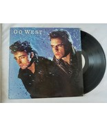 Go West Go West Vintage Vinyl Record Self Titled 1985 Chrysalis Records - $28.36