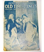 Pioneer Collection OLD TIME DANCES - TENOR BANJO  © 1926 - $10.00