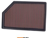 K&N Replacement Air Filter Fits Volvo S80 4.4L, V8; 2007 33-2388