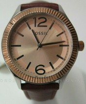 Fossil Womens Watch Brown Straps BQ1615 - $83.22