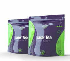 Iaso Instant Tea 50 Sachets Detox Tea Weight Loss Tea - $57.75