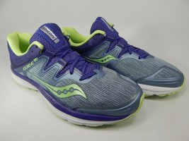 Saucony Guide ISO Size US 11 M (B) EU 43 Women's Running Shoes Gray S10415-1 - $66.63